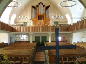 Kirche Grossalmerode 1