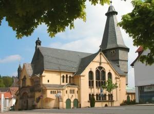 Kirche Grossalmerode 3