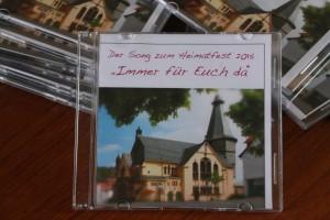 CD- Immer für Euch da